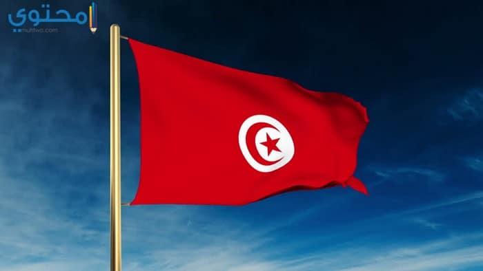 خلفيات علم تونس 2018