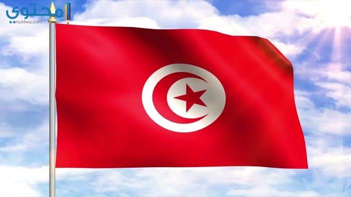 أحدث صور لعلم تونس