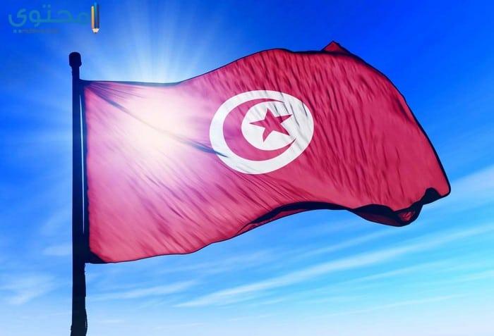 أجدد رمزيات وصور العلم التونسي