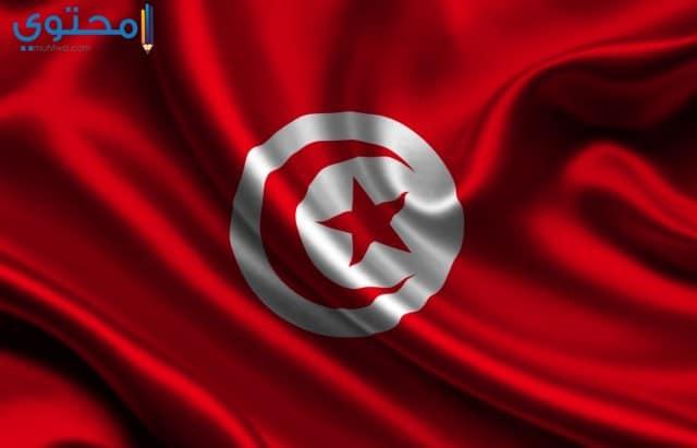 خلفيات علم تونس hd