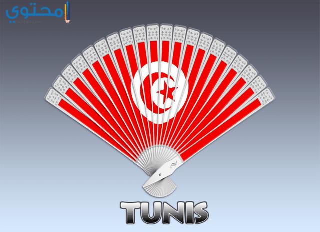 أجدد خلفيات عن علم تونس