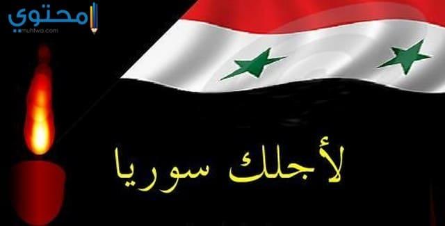 صور علم سوريا للفيسبوك