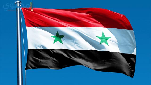 خلفيات علم سوريا للفيسبوك