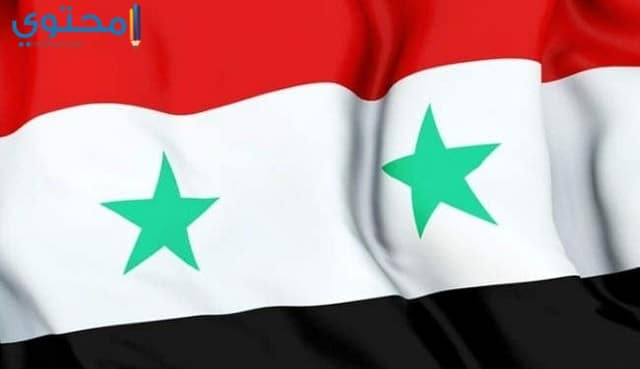 خلفيات عن علم سوريا
