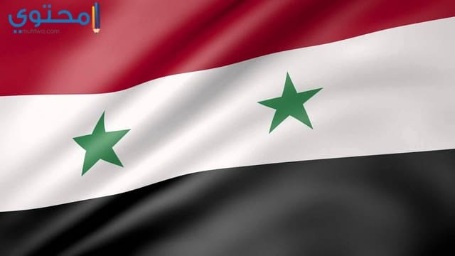 أجمل الصور للعلم العربي السوري