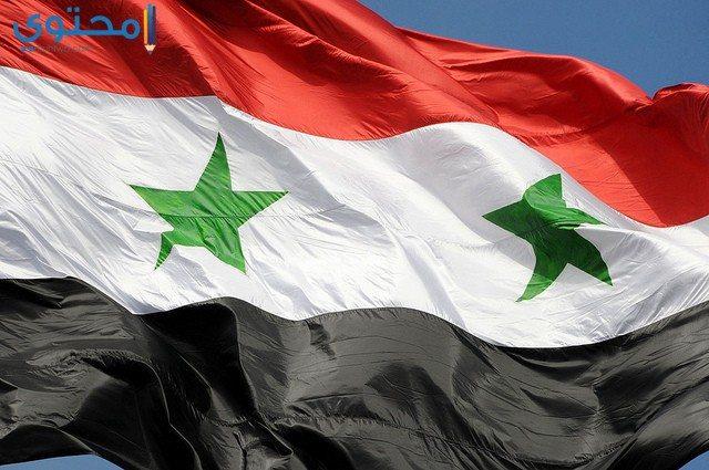 صور ورمزيات العلم السوري