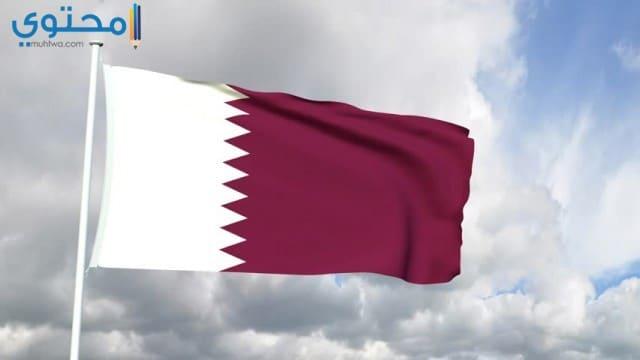 علم قطر للفيس بوك