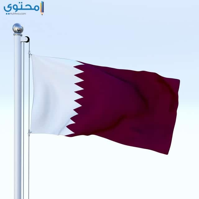 أجدد صور علم قطر