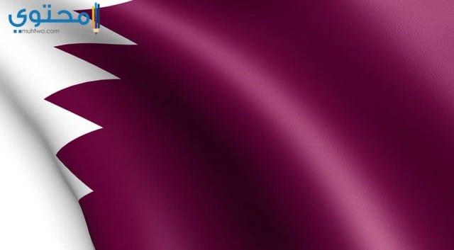 الصور علم قطر