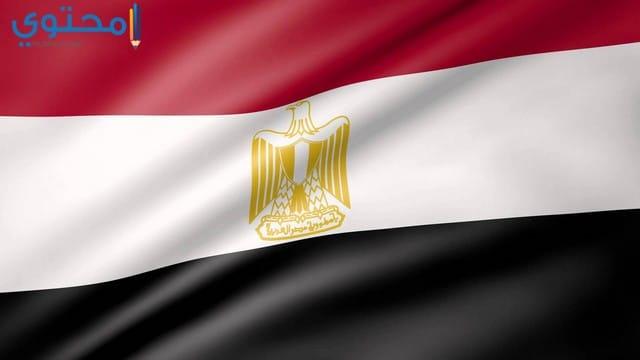 أجمل الصور لعلم مصر