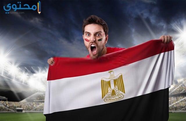 علم مصر الجديد 2021