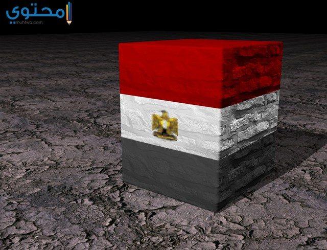 رمزيات علم مصر حديثة