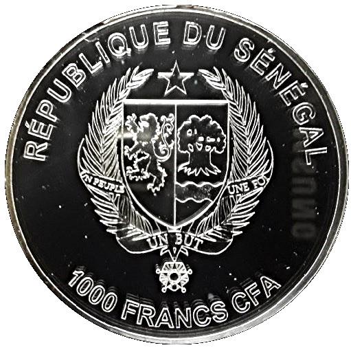 عملة السنغال