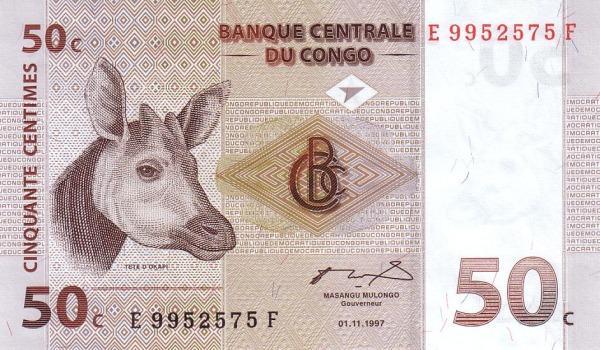 عملة الكونغو
