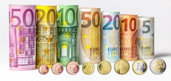 عملة اليورو الأوروبي