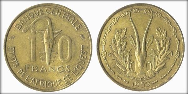 عملة جمهورية النيجر