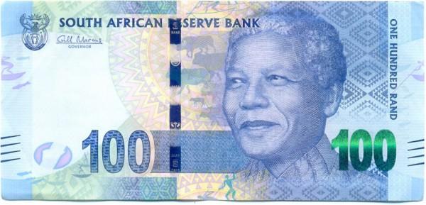 عملة جنوب أفريقيا