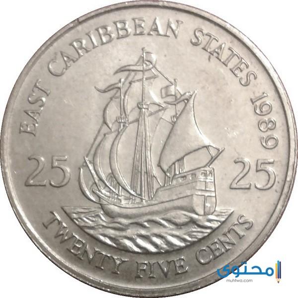ما هي عملة دولة دومينيكا 3