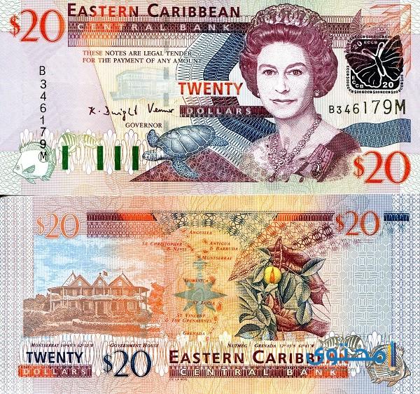 ما هي عملة دولة دومينيكا 6