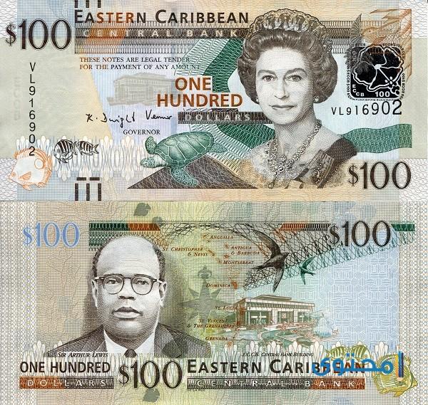 ما هي عملة دولة دومينيكا 8