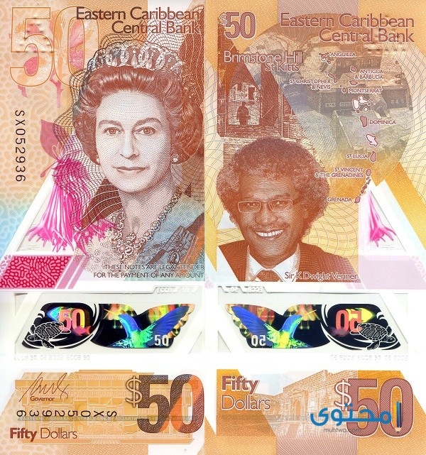 ما هي عملة دولة دومينيكا 11
