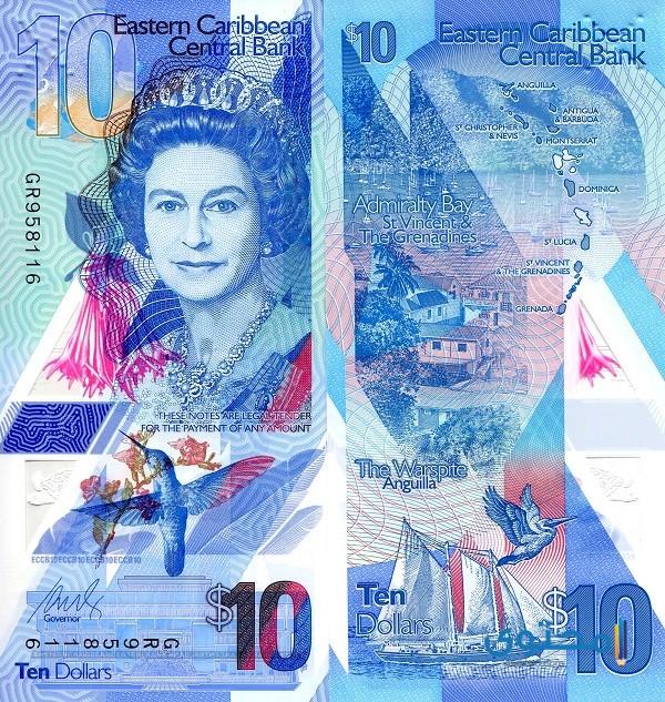 ما هي عملة دولة دومينيكا 9