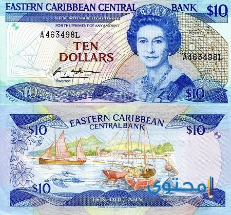 ما هي عملة دولة دومينيكا 5