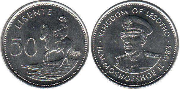 عملة دولة ليسوتو