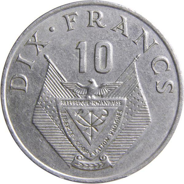 عملة رواندا