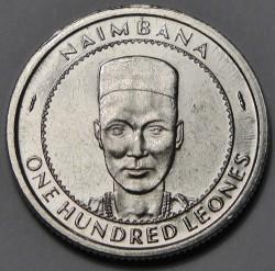 ما هي عملة سيراليون والفئات المعدنية والورقية التي تتضمنها 1
