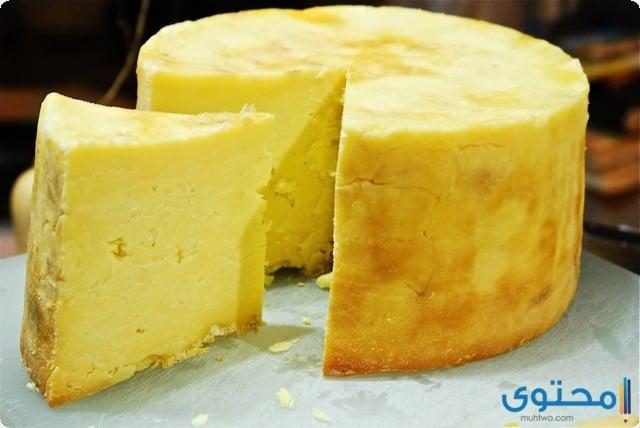 مواصفات الجبن الرومي