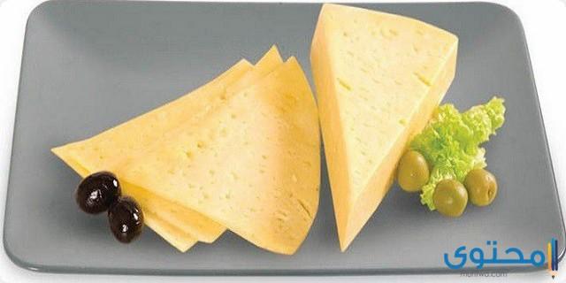 طريقة عمل الجبنة الرومى بالصور