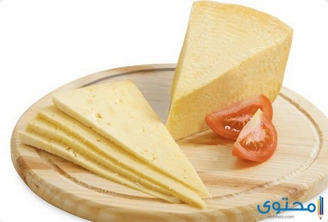 الجبنة الرومي بالصور