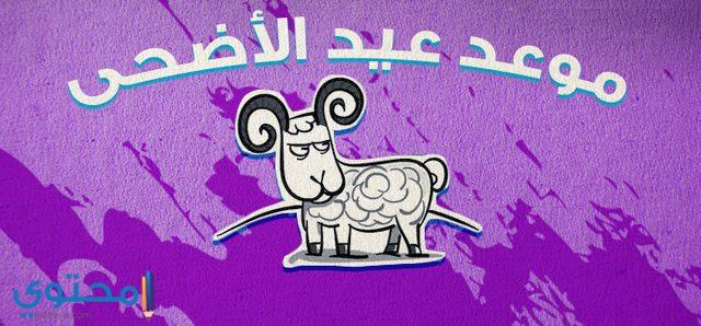 موعد عيد الاضحي في مصر والسعودية