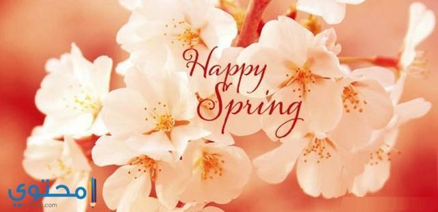 مسجات عيد الربيع 2019 للتهنئة رسائل شم النسيم