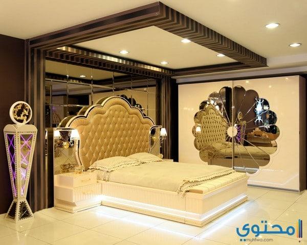 تصاميم غرف نوم تركية مودرن