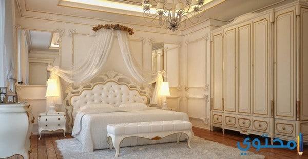 أحدث ديكورات غرف النوم التركية