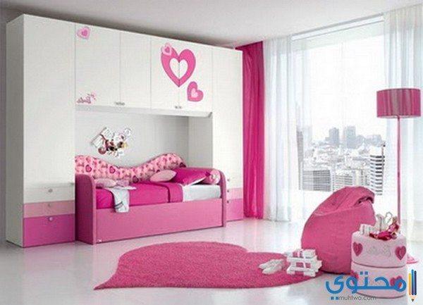 تصاميم غرف نوم بنات عصرية