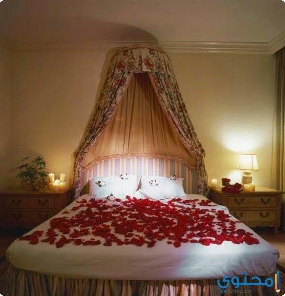 غرف نوم للعروسين