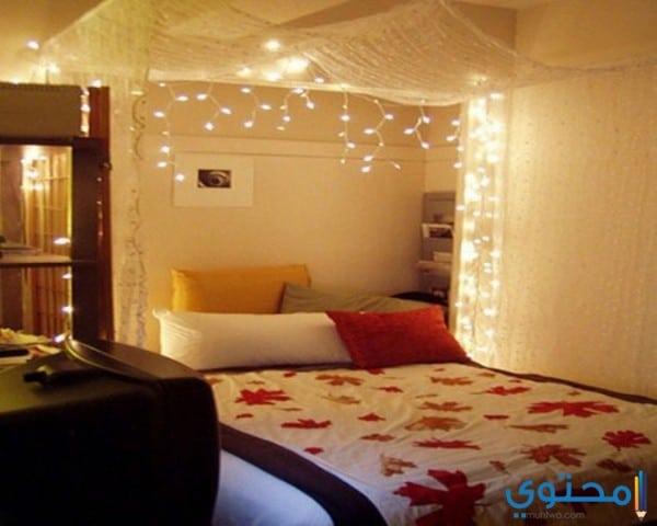 تصاميم غرف نوم للعرسان مودرن