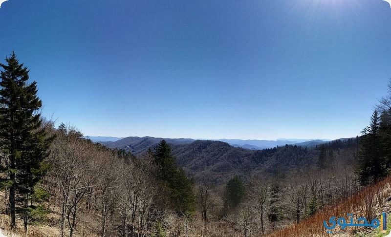 حديقة جبال غريت سموكي الوطنية