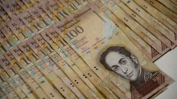 فئة الـ 100 بوليفار فنزويلى