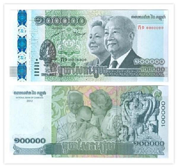 فئة الـ 100 ألف ريال