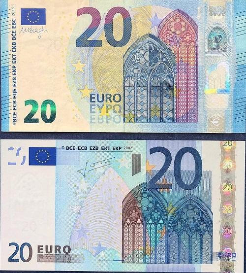 فئة الـ 20 يورو