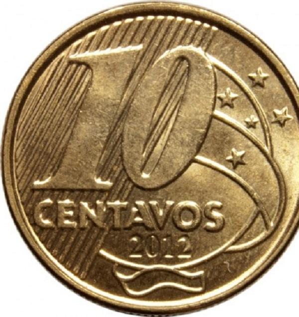 فئة عشرة سنتافو برازيلي