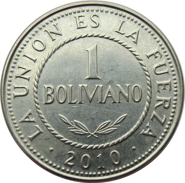 فئة واحد بوليفيانو بوليفي