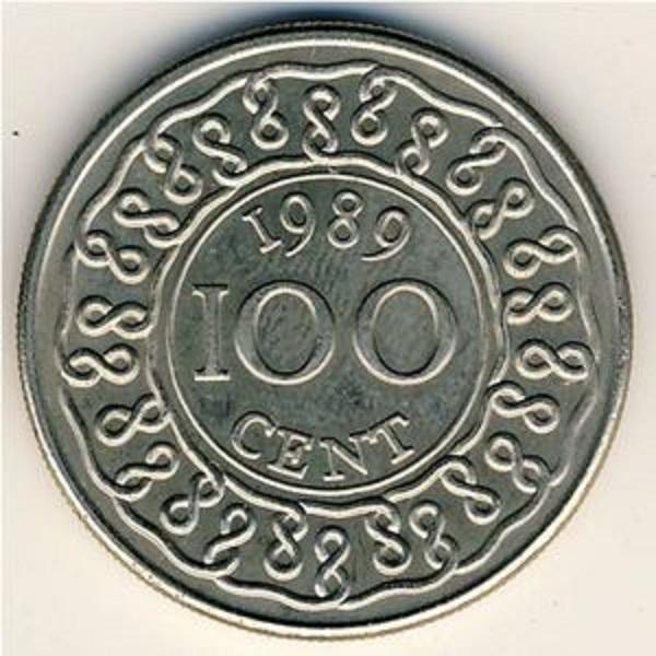 فئة 100 سنت
