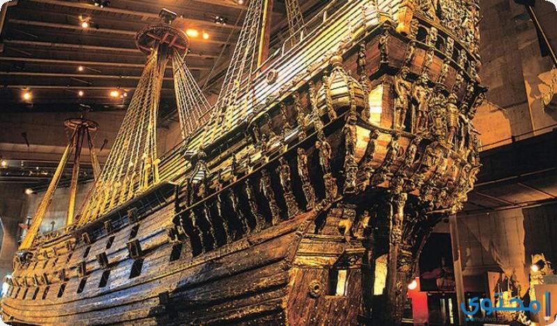 متحف سفينة فاسا