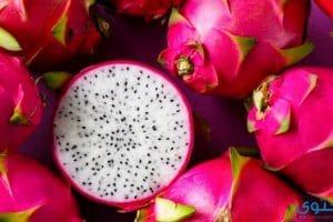 فوائد فاكهة التنين للشعر والبشرة والصحة