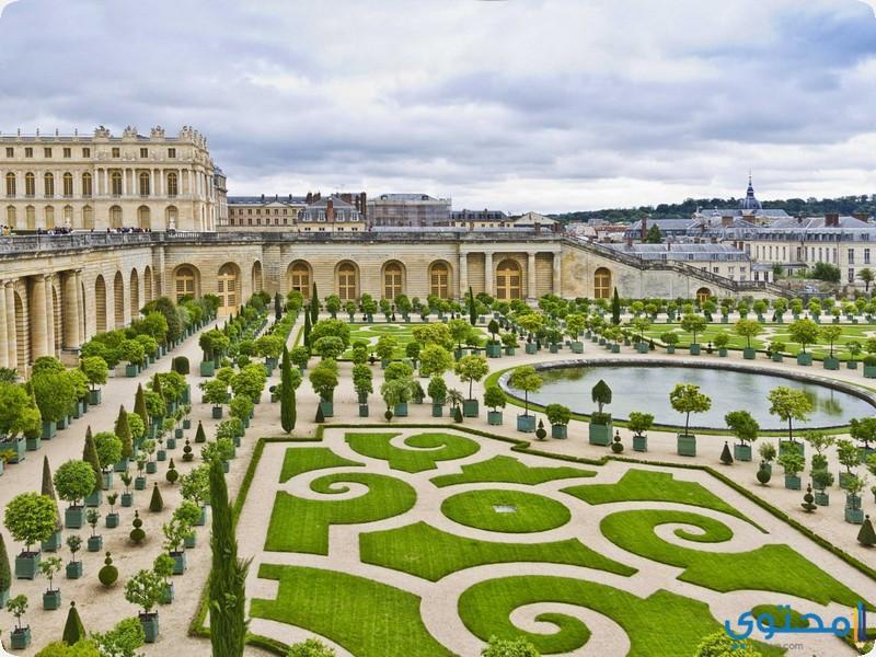 حدائق قصر فرساى فرنسا